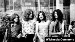Grupi britanik i muzikës rok, Led Zeppelin
