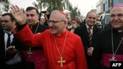 Chaldean Catholic Patriarch Louis Raphael Sako