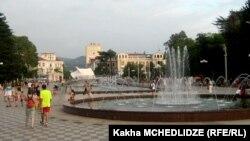 Batumi bulvarı