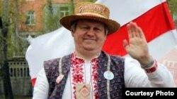 Алег Рудакоў — прапагандыст вышыванкі