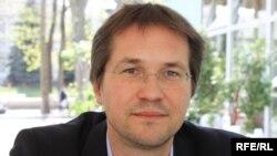 Gerald Knaus, direktor Evropske stabilizacijske inicijative iz Berlina