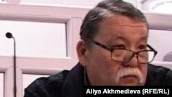 Серік Сәрсенов, Владислав Челахтың адвокаты. Талдықорған, 19 қараша 2012 жыл.