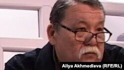 Адвокат Серік Сәрсенов. Талдықорган, 19 қараша 2012 жыл.