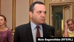 Former Health Minister Zurab Chiaberashvili