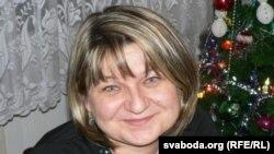 Ганна Дзем'янюк, беларуска ў Грэцыі