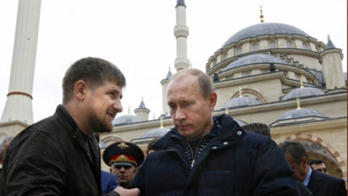 Grozny Opens 'Europe's Biggest Mosque'