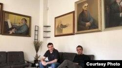 Филип Иванов и Дамјан Темков - македонски композитори од помладата генерација