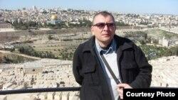 Аляксандар Рыжы ў Ізраілі