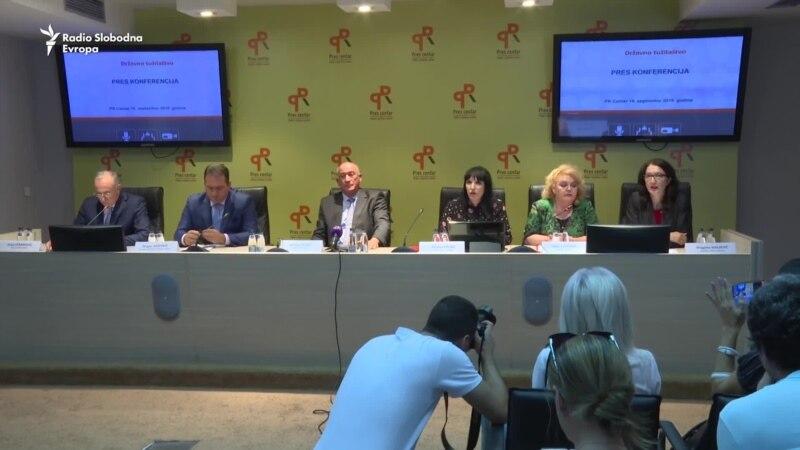 Vrhovni tužilac Crne Gore nije pod istragom zbog Kneževićevih snimaka