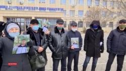 «Мы не экстремисты». В Кызылорде требуют освободить активиста