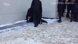 Масові затримання в Росії: як це було у відео