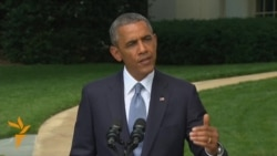 Obama: Putin Must Compel Rebels To Cooperate With Crash Probe