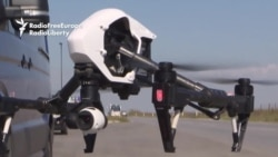 Drone Detective: Traffic Crimes Caught In Kosovo