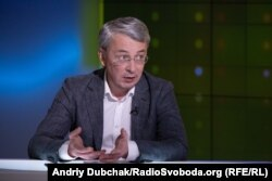 Олександр Ткаченко, міністр культури та інформаційної політики України