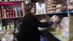 В Алма-Ате бесплатно раздают хлеб