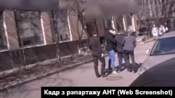 Дел од видео инсерти на државната белоруска телевизија за наводниот заговор и обид за атентат