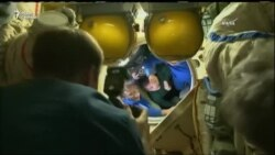 Экипаж МКС возвращается на Землю