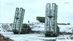 Russia Deploys S-400 Missile System In Crimea