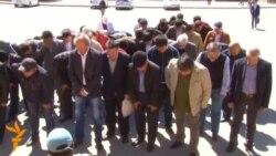 Бишкек. Плач по культуре