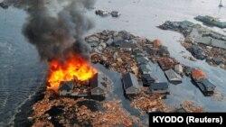 Dezastrul de la Fukushima, 11 martie 2011