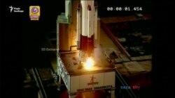 Індія вивела на орбіту супутник-розвідник – відео