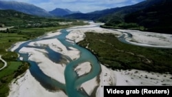 Река Вьоса