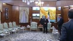 Миңнеханов Тәһранда Иран президенты белән очрашты