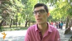 Գրողն ու իր իրականությունը. Արքմենիկ Նիկողոսյան