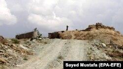 آرشيف، یک پوسته نیروهای افغان