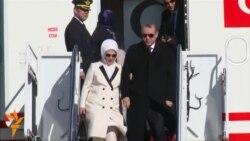 Ердоган во САД, несогласувањата растат