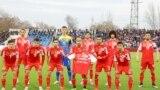 Дастаи мунтахаби миллии футболи Тоҷикистон.