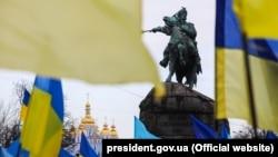Киев, Украина, архивное фото