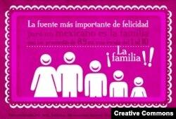 Главный источник счастья для мексиканцев - семья! 8,9 по шкале от 1 до 10!