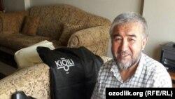 Узбекский писатель Нурилло Отаханов