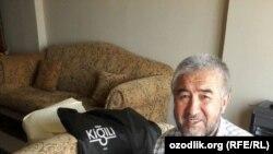 Нурулло Отаханов, өзбек жазушысы.