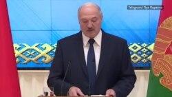 Лукашенко на встрече с политическим активом