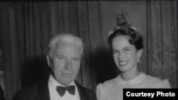 Chaplin və Oona