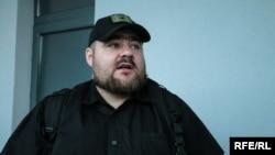 Андрій Козінчук, військовий психолог