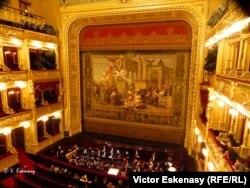 La Teatrul Național