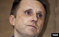 Aleksei Piciughin, fostul șef al securității de la Yukos