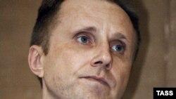 Бывший руководитель отдела внутренней экономической безопасности компании ЮКОС Алексей Пичугин.