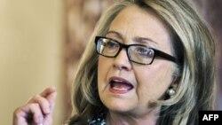 ABŞ-ın keçmiş dövlət katibi Hillary Clinton