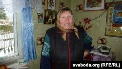 Ксенія Паўлаўна, жыхарка вёскі Гразь, Расейская Фэдэрацыя