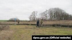 Patrulă moldo-ucraineană, pe segmentul transnistrean de frontieră