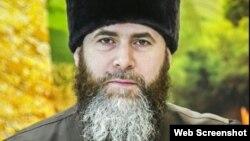 Салах-хаджи Межиев, муфтий Чеченской республики