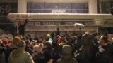 Serb oppozisiýasy sekizinji anti-hökümet ýörişini geçirýär