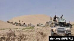 سادات: نیروهای افغان با مورال قوی و وطن دوستی میجنگند.