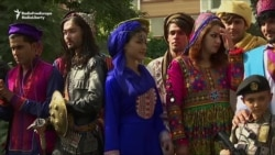 Afghan Models Defy Threats On Catwalk