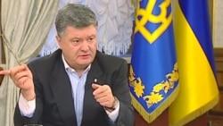 Війну в Донецьку і Луганську виграти військовими методами неможливо – Порошенко