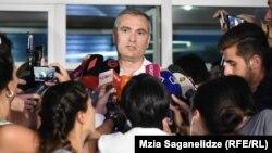 Новы гендиректором «Рустави 2» стал адвокат Паата Салия